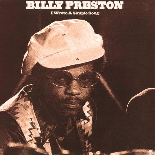 I Wrote A Simple Song von Billy Preston