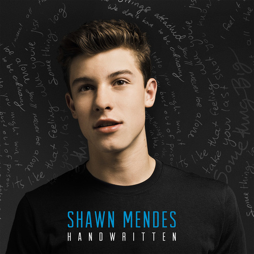 Handwritten de Shawn Mendes