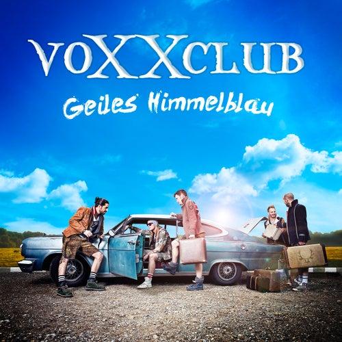 Geiles Himmelblau von voXXclub