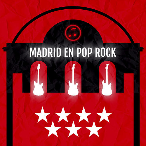 Madrid en Pop Rock von The Sunshine Orchestra