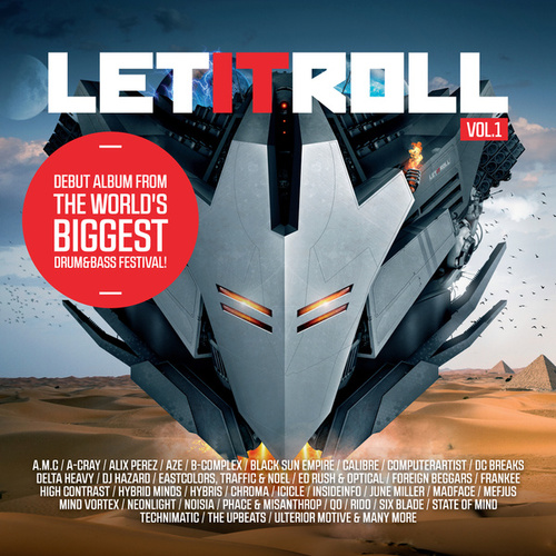 Let It Roll, Vol. 1 by Various Artists