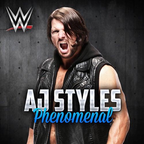 Phenomenal (AJ Styles) by WWE
