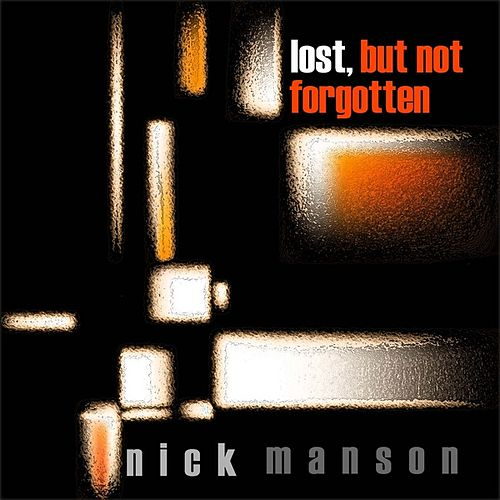 Lost, But Not Forgotten by Nick Manson