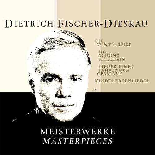 Meisterwerke / Masterpieces by Dietrich Fischer-Dieskau