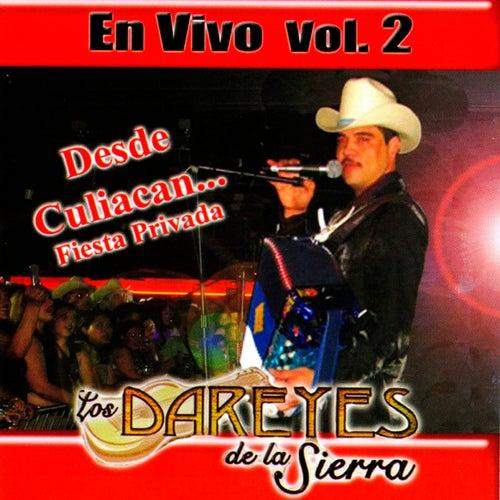En Vivo, Vol. 2 by Dareyes De La Sierra