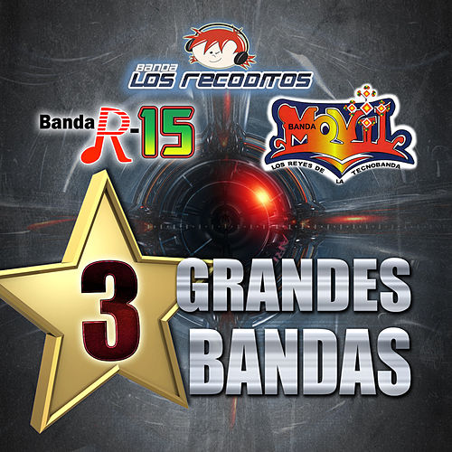 Tres Grandes Bandas de Various Artists