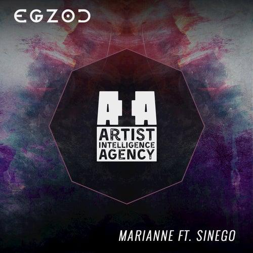 Marianne (feat. Sinego) - Single di Egzod