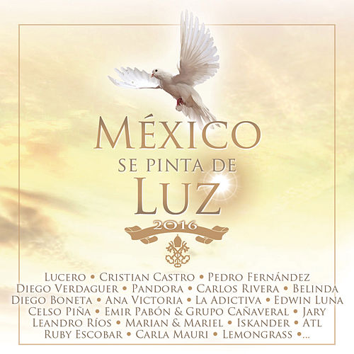 México Se Pinta de Luz de Various Artists