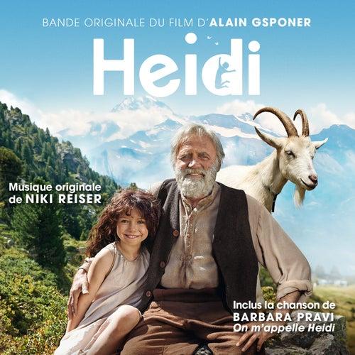 Heidi (Bande originale du film d'Alain Gsponer) de Various Artists