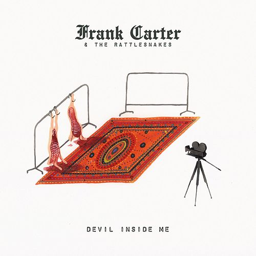 Devil Inside Me de Frank Carter & The Rattlesnakes