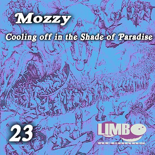 Cooling Off in the Shade of Paradise von Mozzy
