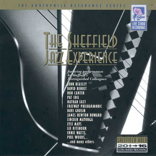 The Sheffield Jazz Experience by Various Artists