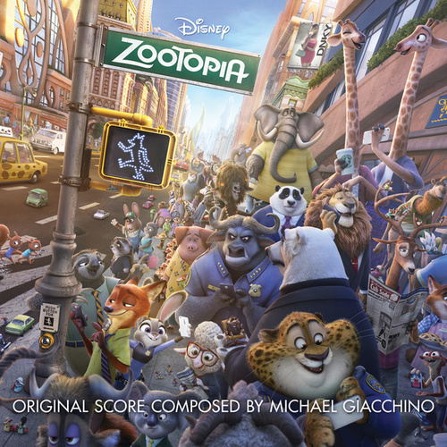 Zootopia de Various Artists