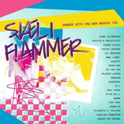 Sjæl I Flammer - 56 Danske Hits Fra Den Bedste Tid fra Various Artists