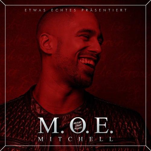 M.O.E. by Moe Mitchell