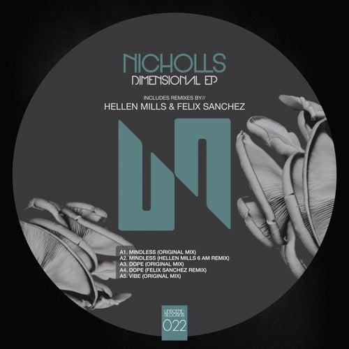 Dimensional EP by Nicholls
