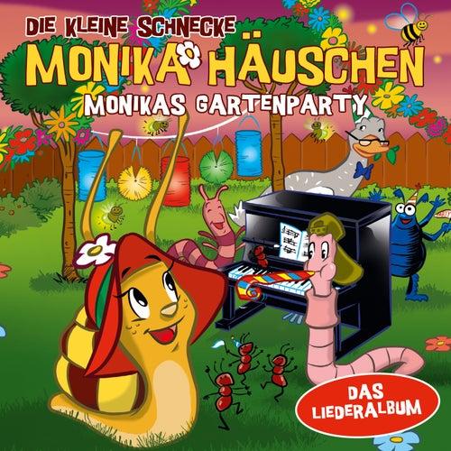 Monikas Gartenparty - Das Liederalbum von Die kleine Schnecke Monika Häuschen