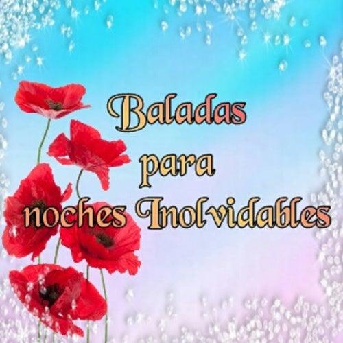 Baladas Para Noches Inolvidables de Various Artists