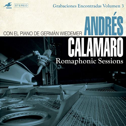 Romaphonic Sessions de Andres Calamaro