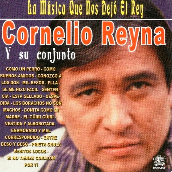 Vestida Y Alborotada De Cornelio Reyna Y Su Conjunto Napster