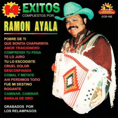 14 Exitos Compuestos Por Ramon Ayala by Los Relampagos