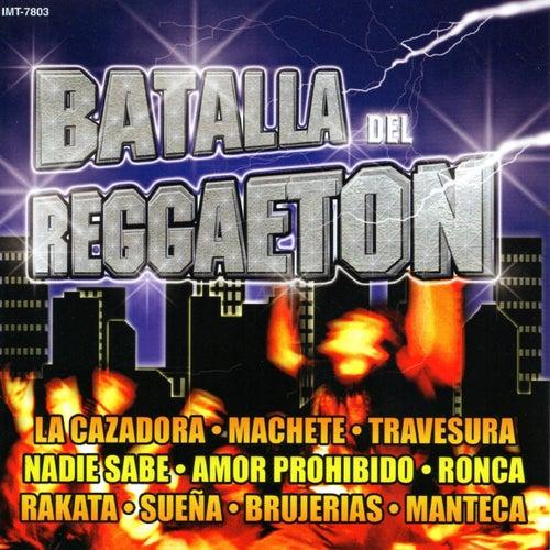 Batalla del Reggaeton de Various Artists