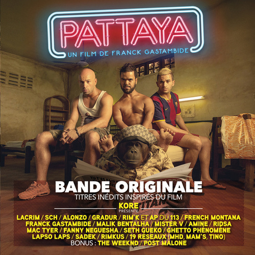 Pattaya (Bande originale) by Various Artists