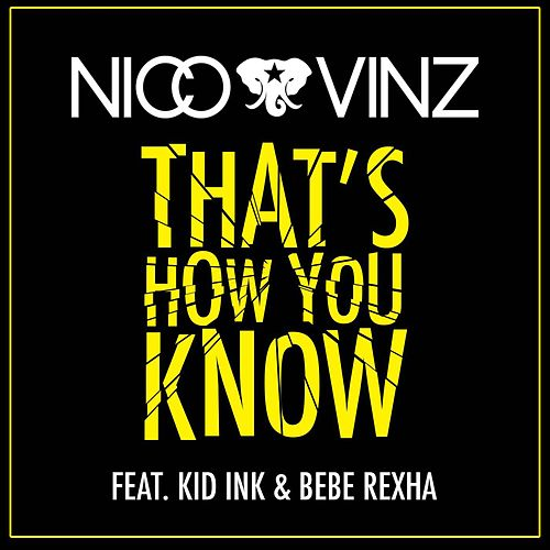 That's How You Know (feat. Kid Ink & Bebe Rexha) von Nico & Vinz