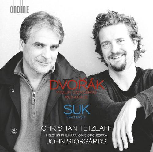 Dvořák: Violin Concerto in A Minor & Romance in F Minor - Suk: Fantasy in G Minor, Op. 24 by Christian Tetzlaff
