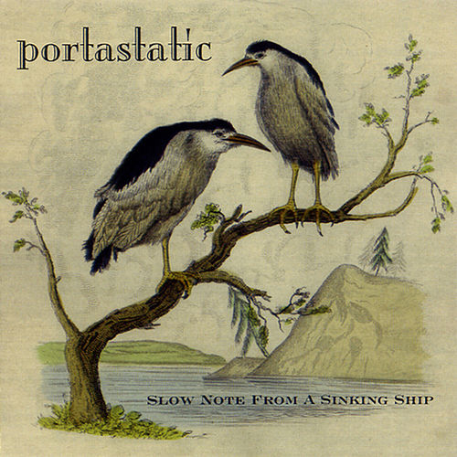 Slow Note From A Sinking Ship by Portastatic