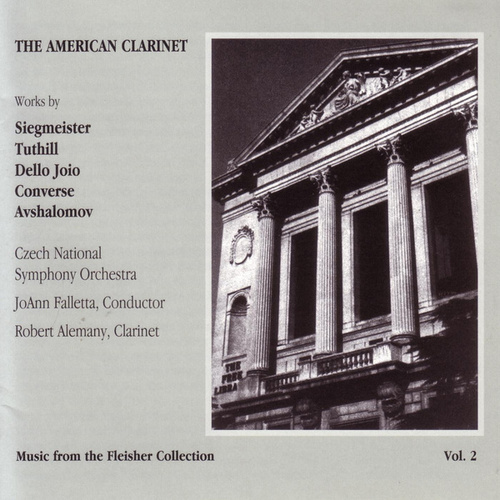 Music from the Fleisher Collection, Vol. 2 de Czech National Symphony Orchestra