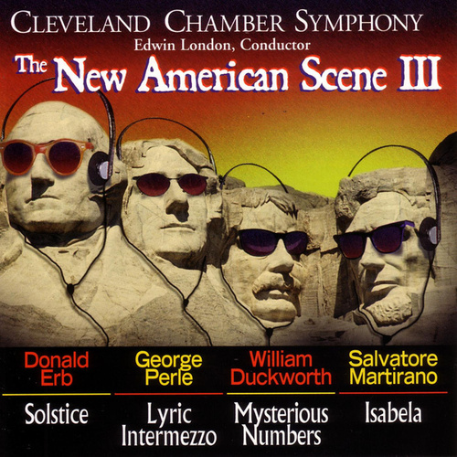 The New American Scene III by Cleveland Chamber Symphony