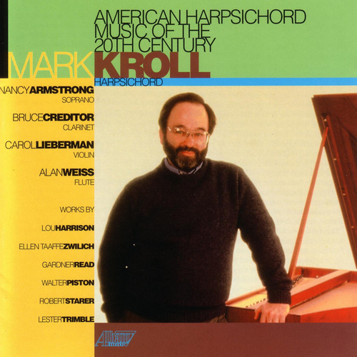 American Music for Harpsichord de Mark Kroll