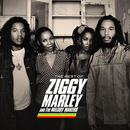 The Best Of Ziggy Marley & The Melody Makers von Ziggy Marley