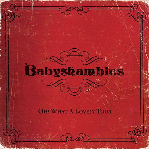 Oh What A Lovely Tour - Babyshambles Live de Babyshambles