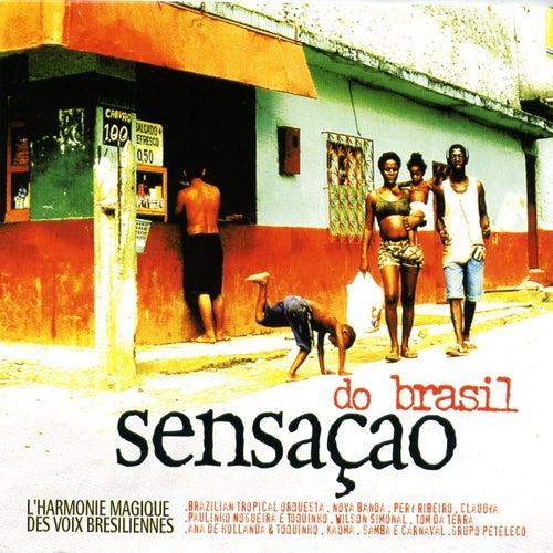 Sensacao do Brasil de Various Artists
