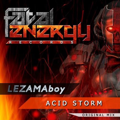 Acid Storm by Lezamaboy