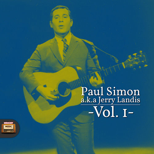Paul Simon A.K.A. Jerry Landis, Vol. 1 de Paul Simon