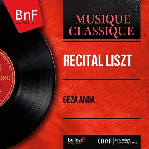 Récital Liszt (Mono Version) fra Géza Anda