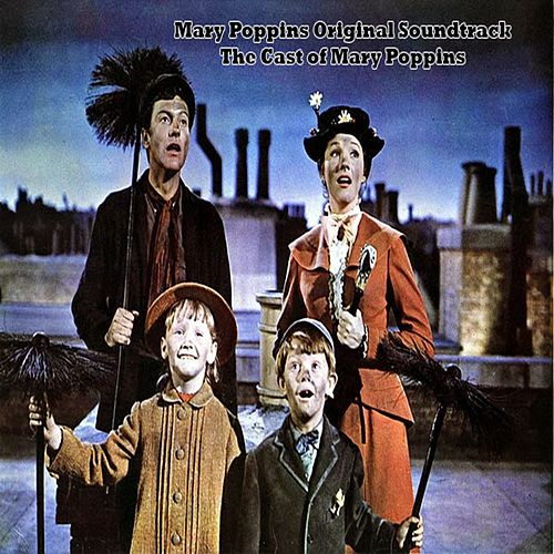 Mary Poppins Original Soundtrack - The Cast of Mary Poppins de The Cast of ''Mary Poppins''