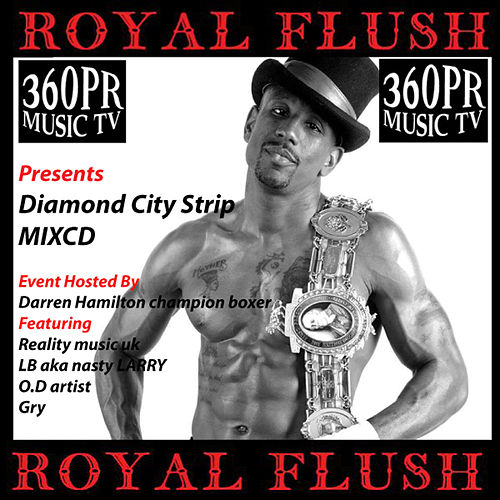 360PR Music TV Presents Diamond City Strip de Various Artists
