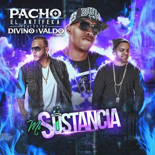 Mi Sustancia (feat. Divino & Valdo La Eminencia) by Pacho El Antifeka