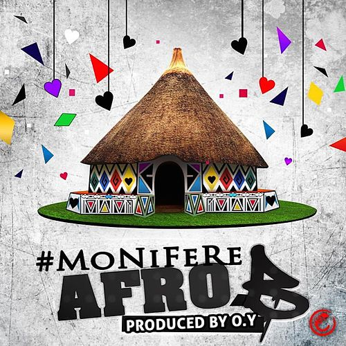 Mo n'ife Re by Afrob