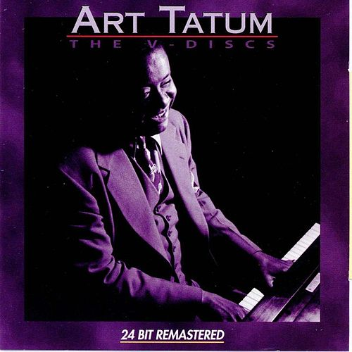 The V-Discs de Art Tatum