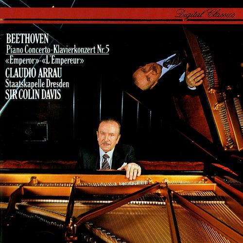 Beethoven: Piano Concerto No. 5 'Emperor' by Sir Colin Davis