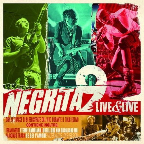 9 (Live & Live) de Negrita