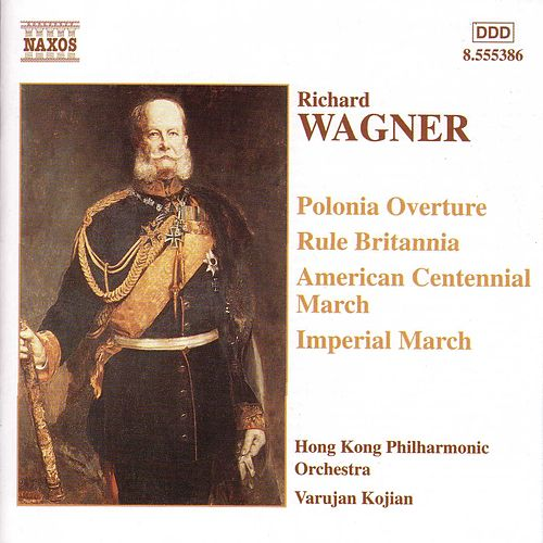 Marches / Overtures von Richard Wagner