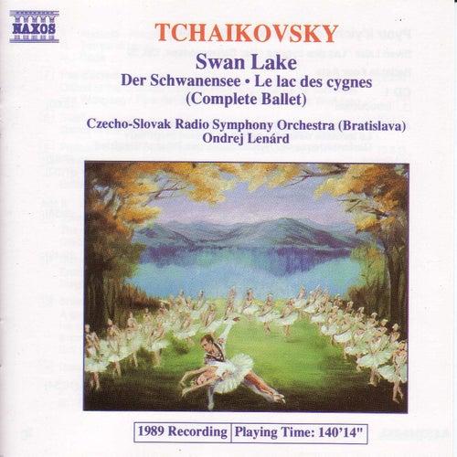 Swan Lake de Pyotr Ilyich Tchaikovsky