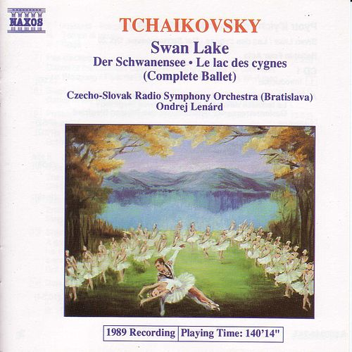 Swan Lake von Pyotr Ilyich Tchaikovsky