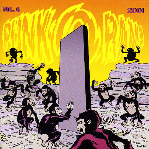 Punk-O-Rama 6 de Various Artists